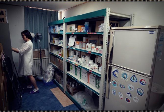 세종 약국. 마트는 없지만 약국과 치료실은 언제나 대기 중 - 전현정 제공